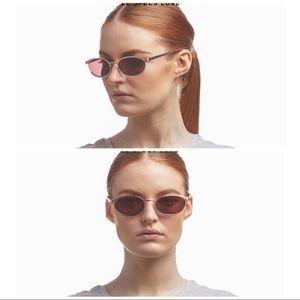 Le Specs Tres Solo Sunglasses